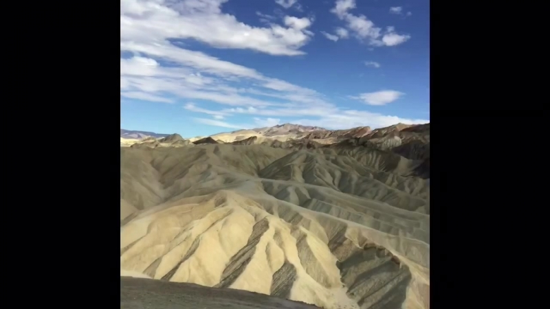 Долина смерти и Лас-Вегас