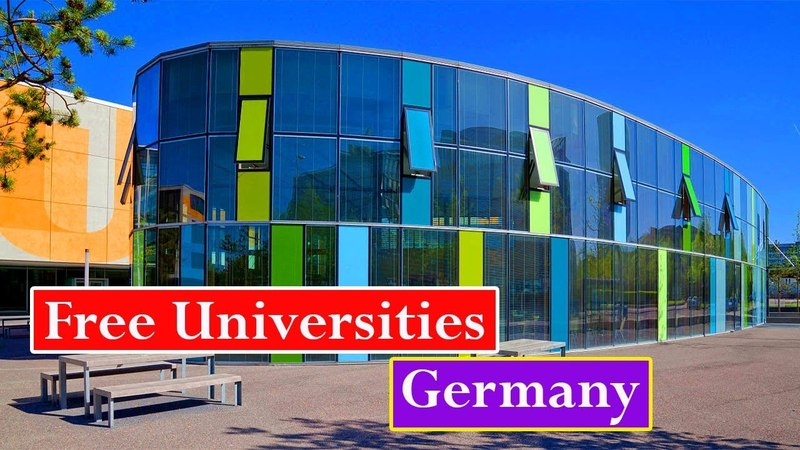 Top 10 Tuition Free Universities in Germany 2018 | mTube