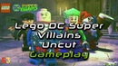 Lego DC Super Villains Uncut Gameplay E3 2018