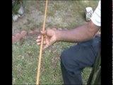 Three Finger Cane Twirl