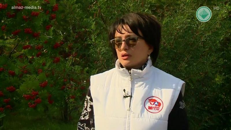 Специальное интервью. Председатель профсоюзного комитета Мирнинского ГОК Ольга Набок