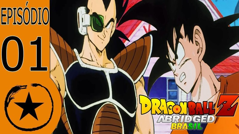 Dragon Ball Z Abridged: Episódio 1 - O Retorno de Raditz - TeamDubStars (TDS)