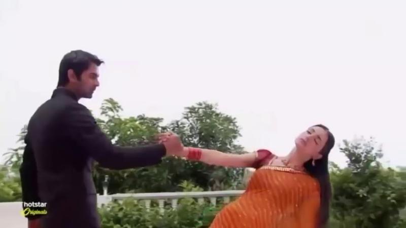 Arnav and kushi theri version