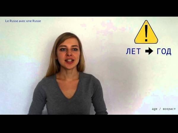 Apprendre le Russe: Se présenter en russe
