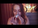 [Darya Lozhkina ASMR RUSSIAN] АСМР ? ИНТИМНЫЙ ВЕЧЕР с ЛЮБИМЫМ ? Ролевая игра с поцелуями и массажем - GIRLFRIEND ASMR