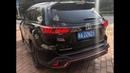 Задние фонари Тойота Хайлендер U50 2014 2019 V13 type