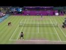 S Williams (USA) v Zvonareva (RUS) Womens Tennis 3rd Round Replay - London 2012 Olympics