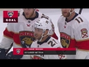 Trocheck completes hat trick