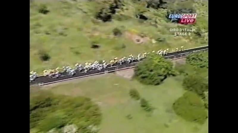 Giro dItalia 2007 stage 02 13 May Tempio Pausania to Bosa _