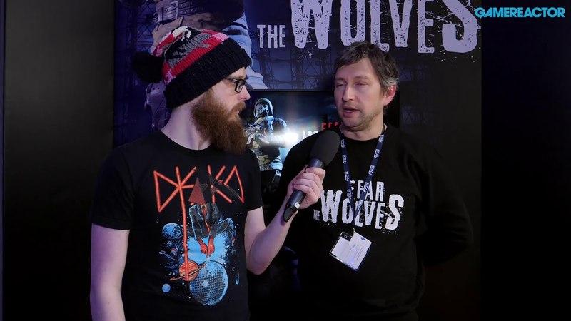 Інтерв ю із Олегом Яворським стосовно Fear The Wolves