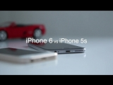 iPhone 6 vs iPhone 5s. Краткий обзор и сравнение на русском
