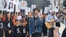 Grandson the West Los Angeles Children's Choir perform Thoughts Prayers