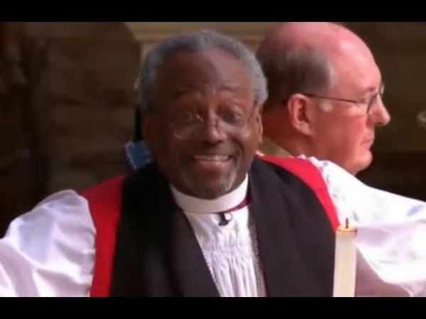 Bishop Michael Curry AMAZING Sermon at Prince Harry and Meghan Royal Wedding [FULL SPEECH]