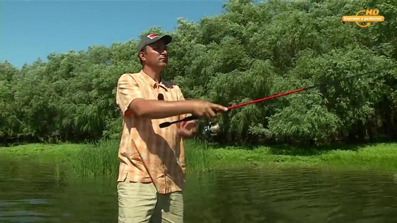 04. Рыболовные секреты. Ловля на неогруженную резину