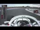 Гран При Франции тим-радио Леклера после прохода в Q3.