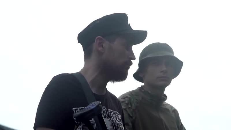 Ukrainische Ferienlager- Schießt auf alle Separatisten