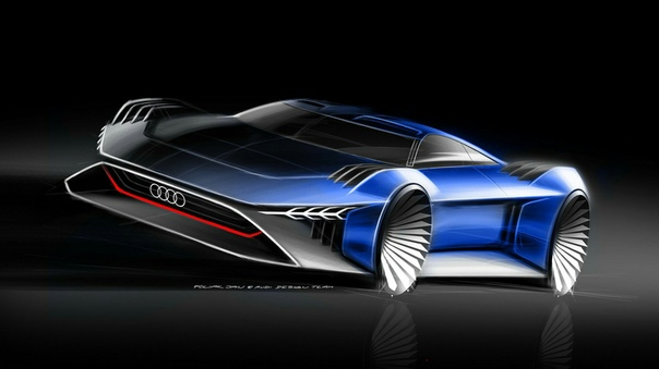 Компания Audi и студия Blue Sky Studios сделали виртуальный автомобиль для мультфильма Spies in Disguise («Камуфляж и шпионаж»), в котором главного персонажа озвучивает Уилл Смит. Машина