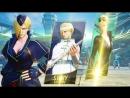 Street Fighter V Arcade Edition – Falke Gameplay Trailer PS4