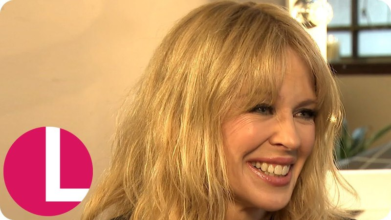 Kylie Minogue Reveals Tips for Long Lasting Beauty (Extended Interview) | Lorraine