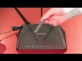 NETGEAR AC1900 R7000 Nighthawk Smart WiFi Router 802.11ac роутер USB 3.0 обзор тест Киев магазин