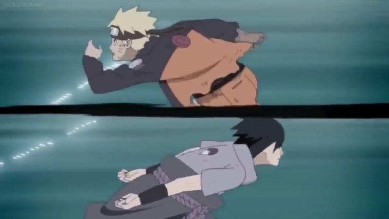 Naruto ~ Stiff Arm