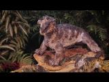 В Ботаническом саду ПГНИУ поселятся 12 доисторических ящеров