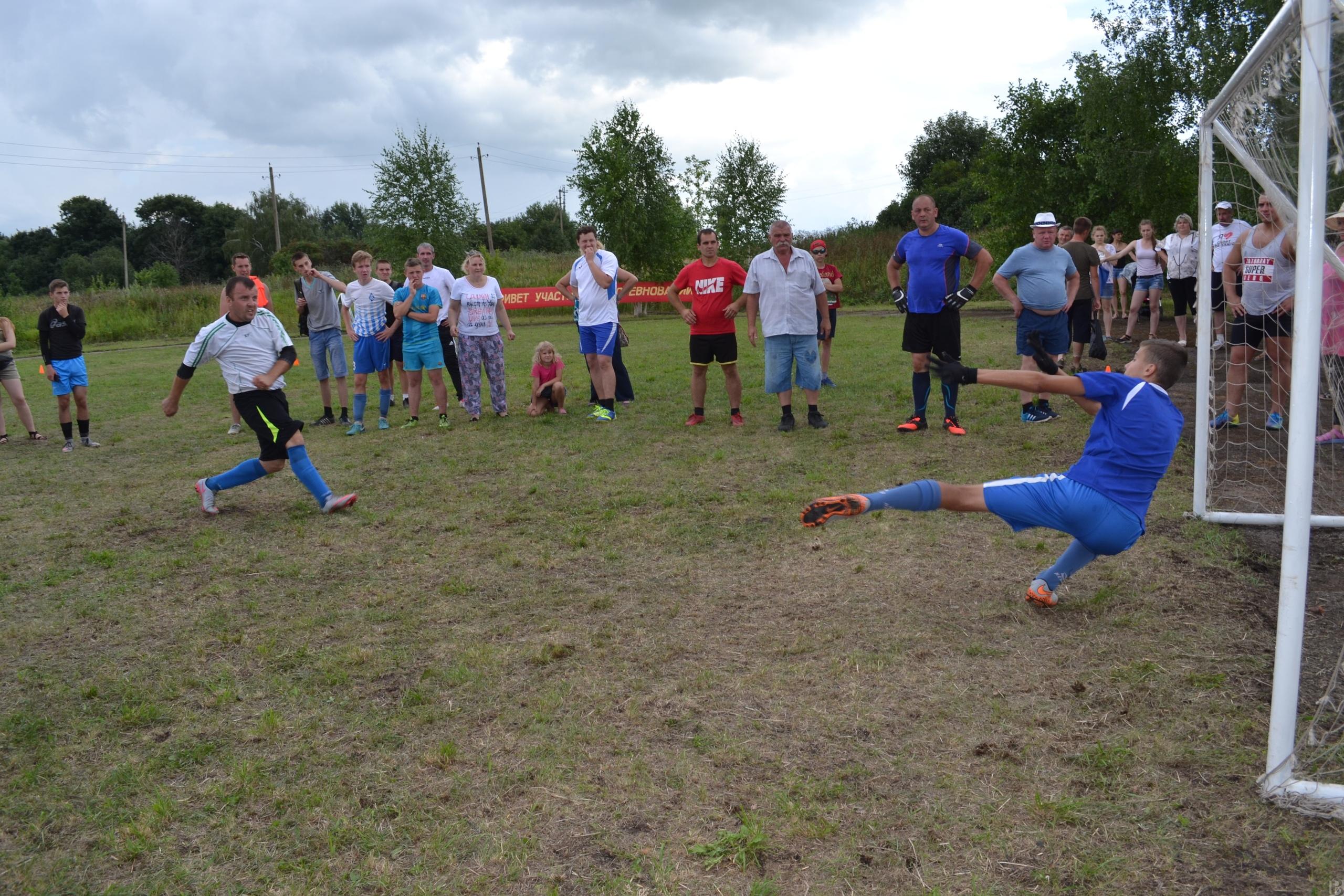 Рязанские спортсмены осваивают новые разновидности футбола