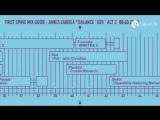 First Spins James Zabiela - Balance Mix (Act 2)