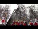 Замыкает Масленичное гуляние сработавшаяся тройка на Соборной площади