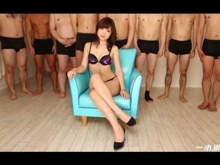 Midori shino [pornmir, японское порно вк, new japan porno, uncensored, gang bang, group sex, blowjob, cream pie]