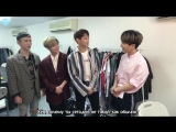 [180406] SHINee !t Live SPECIAL - The Waiting Room Live @ SMTOWN LIVE WORLD TOUR IN DUBAI (рус. саб)