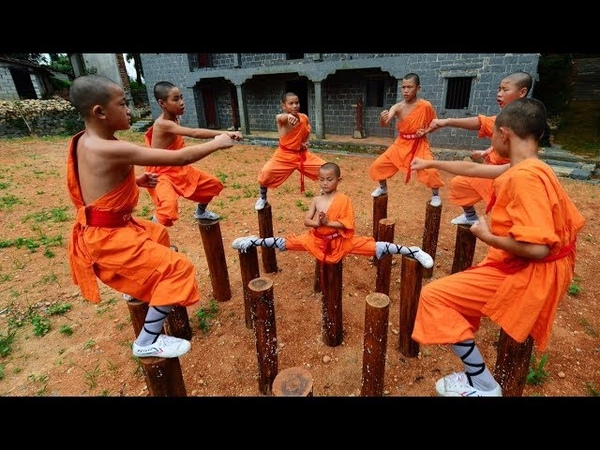 Don't Mess With KungFu Kids | Powerful Kids Martial Arts