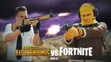 Типичный PUBG vs Fortnite 2 серия
