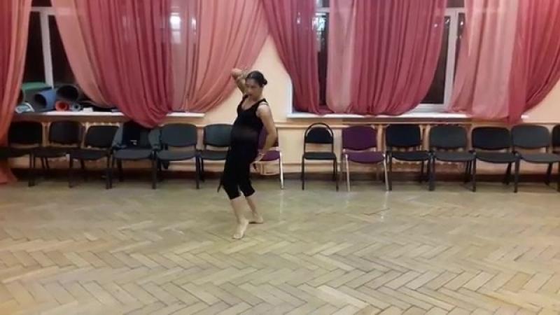 Майя Сабитова-Maya Sabitova. New megance in dance school 21708