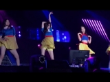180616 (G)I-DLE with CLC Dance Performance @ United Cube Fancam