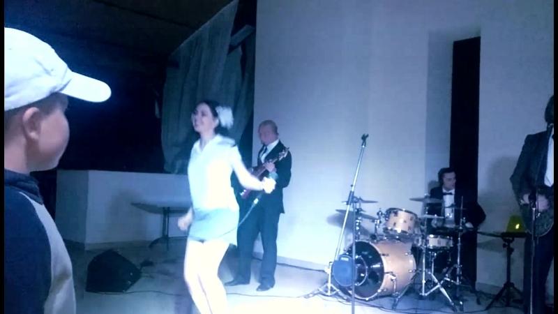 Группа Таврика в отеле Palmira Palace Школьная вечеринка Кавер группа на праздник в Крыму Сочи Москве