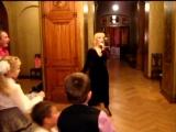 Я в образе Тани Булановой у своей сестрёнки на свадьбе ))