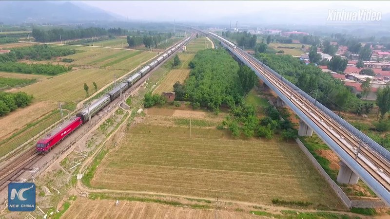 Beijing-Shanghai high-speed trains to run at 350 km/h in late September