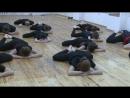 разминка - джаз танец