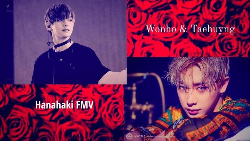 Wonho & Taehyung - Hanahaki au FMV💋😉