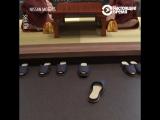 В Японии создали тапочки, которые умеют парковаться как автомобили