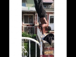 Real ghetto workout