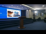Встреча Сергея Собянина со студентами Сеченовского Университета