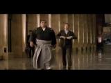 Прикол Брэд Питт в японской рекламе Softbank Dining №2