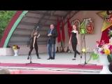 Александр Селиванов и танцевальная группа Аквамарин,