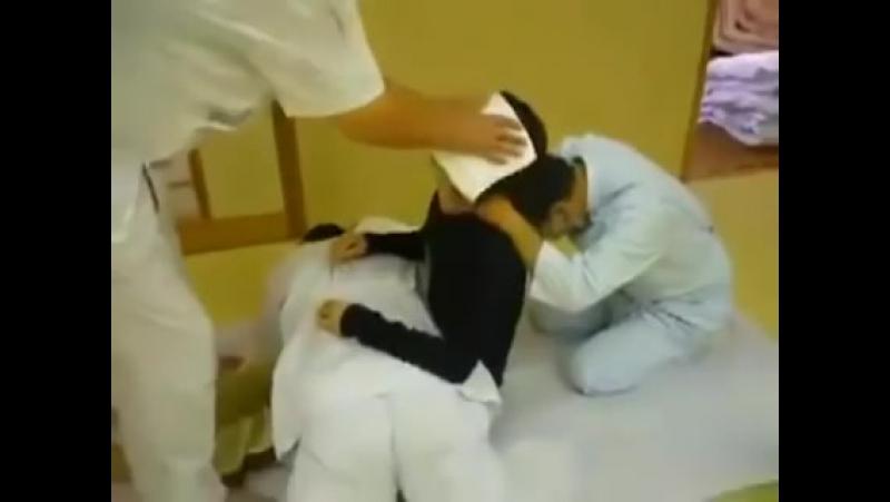 Китайские костоправы и мануальная терапия.