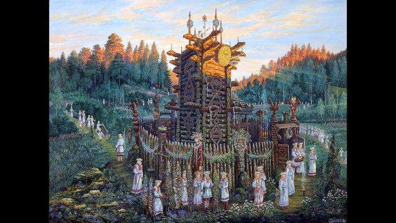 Древние Русы - прародители Европы? Свидетельства существования Гипербореи