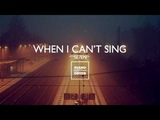 WHEN I CAN'T SING - SE7EN PIANO COVER