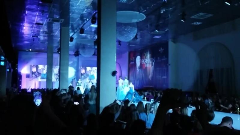 Fashion Week, Zaytsev, April 2018