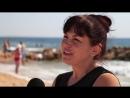 Семейный пляж в Феодосии стал одним лучших по мнению Минкурортов Крыма